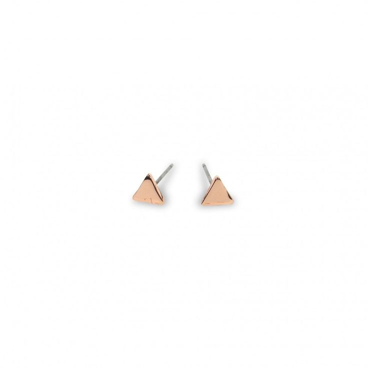 Daniel earring rosegold | Cecilie melli