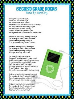 Oh I would sooo sing this song with the kiddos! To the tune of Baby by Justin Beiber. What a fun way to start the day!