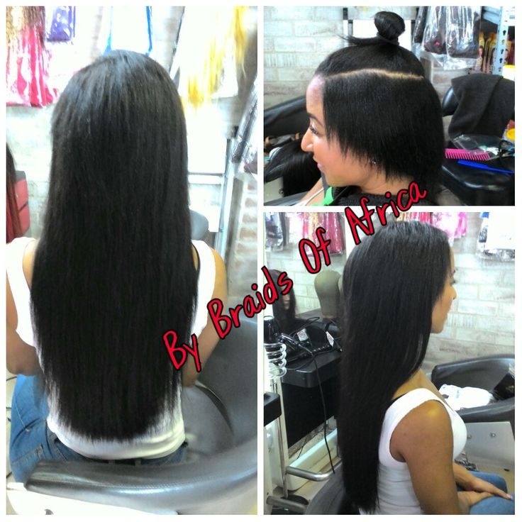 92 best braids of africa hair extensions weaves and dreadlocks this is 3 rows of double weft hair extensions sewn in do you have short pmusecretfo Gallery