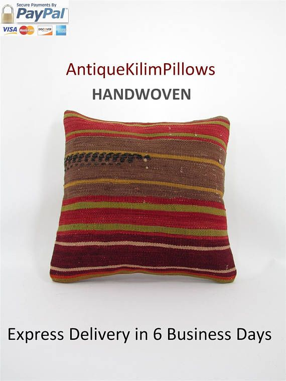 kilim pillow case kilim pillow cover vintage pillow case boho decorative pillow rustic pillow cover country decor gypsy throw pillow 000497 #KilimPillowCase #CountryDecor #GypsyThrowPillow #PillowCushions #KilimPillowCover #RusticPillowCover #KilimPillowSets #VintagePillowCase #HomeDecor #DecorativePillow