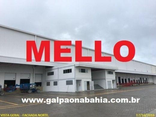 Galpão Locação Pirajá Salvador (BA)