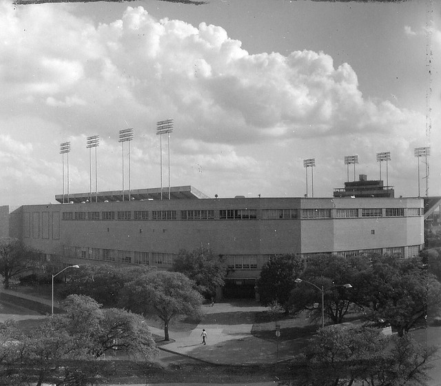 G. Rollie White Coliseum --I am going to miss this building!