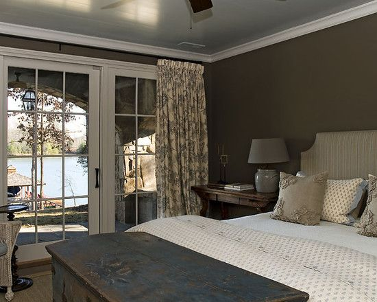 Lakehouse bedroom. 17 Best images about Lakehouse Bedroom on Pinterest   Red white