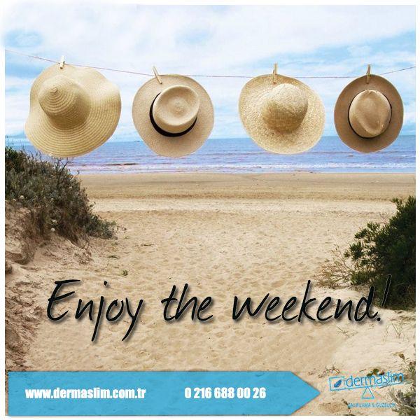 Herkese şimdiden mutlu haftasonları !  #haftasonu #cuma #tatil #mutluluk