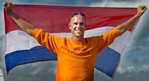 The first gold medal after 28 years for the Netherlands in sailing (RS X class/windsurfing) by Dorian Rijsselberghe. Before the start of the final medal race he was already sure of winning gold. Really amazing and never done before in the olympic sailing competition. Dorian was also the flag bearer of the dutch olympic team. Olympics 2012