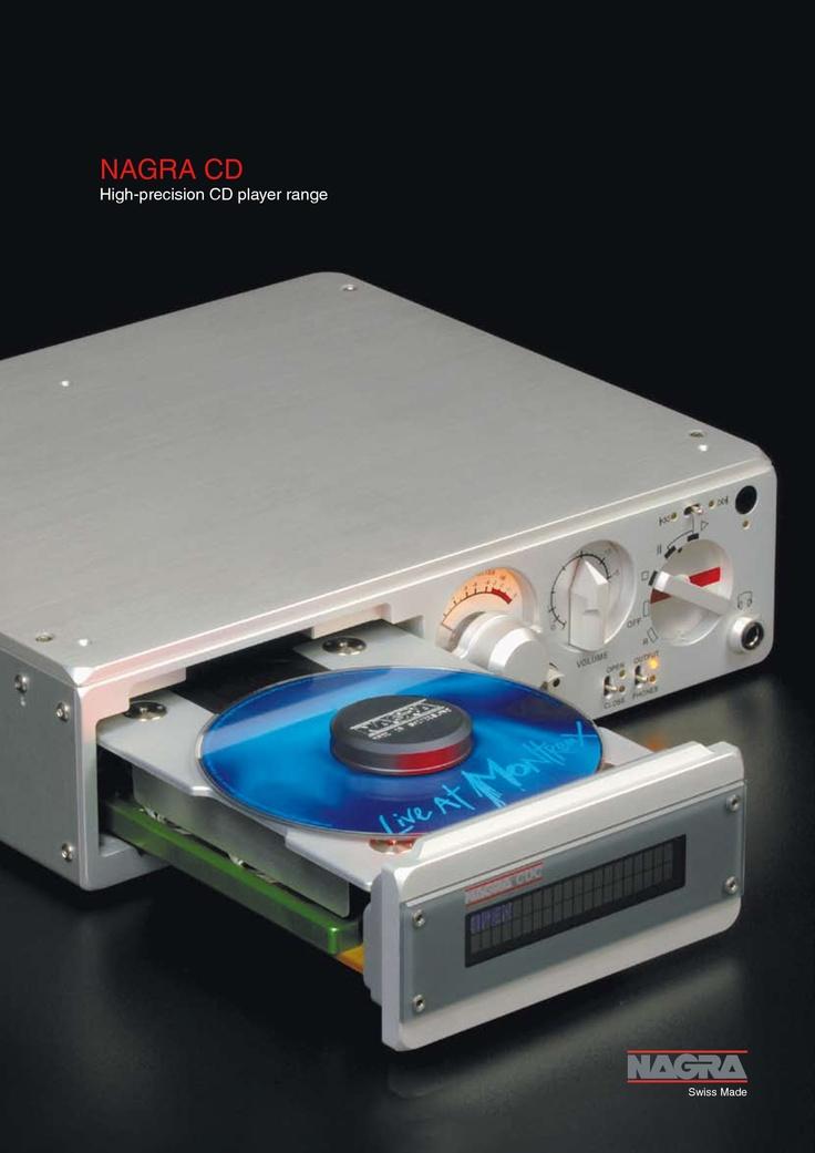 Nagra CD player