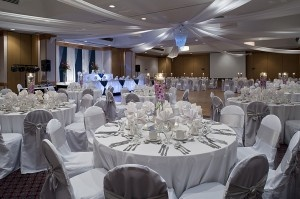 Wedding Reception - Cranbrook Ballroom at the Ramada Prince George