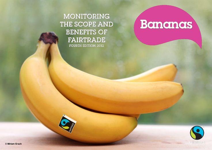 2012 Fairtrade Bananas Impact and Facts by Fairtrade International via slideshare