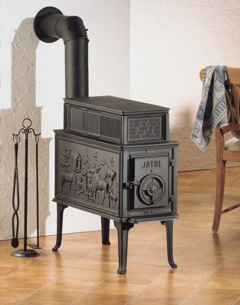 Jotul - BLACK BEAR F 118 CB . This is the wood stove we currently have.  would love to find an identical one! - 218 Best Images About Jøtul On Pinterest Wood Stoves