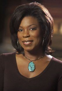 """Lorraine Toussaint - born in Trinidad, star of Any Day Now and Orange is the New Black, as villainess """"Vee"""""""