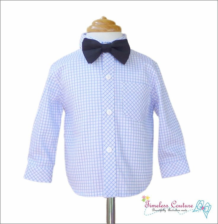 MINI BLUE CHECKS - Classic style boys collar shirt https://www.facebook.com/a.b.timelesscouture/photos/a.650984908437357.1073741854.148263548709498/656019837933864/?type=3&theater