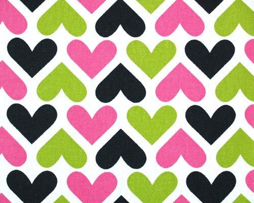 I Heart U Upholstery Home Decor Fabric Funky Fabrix