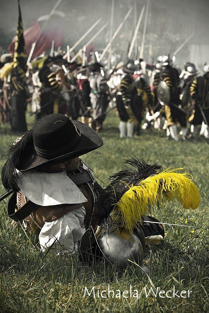 MICHAELA WECKER Photography - Fotoalbum - Vojenská historie - Třicetiletá válka - Valdštejnské slavnosti - Frýdlant 2011