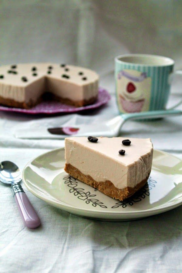 Magdalenas de Chocolate: Tarta de ricotta y capuccino                                                                                                                                                                                 Más