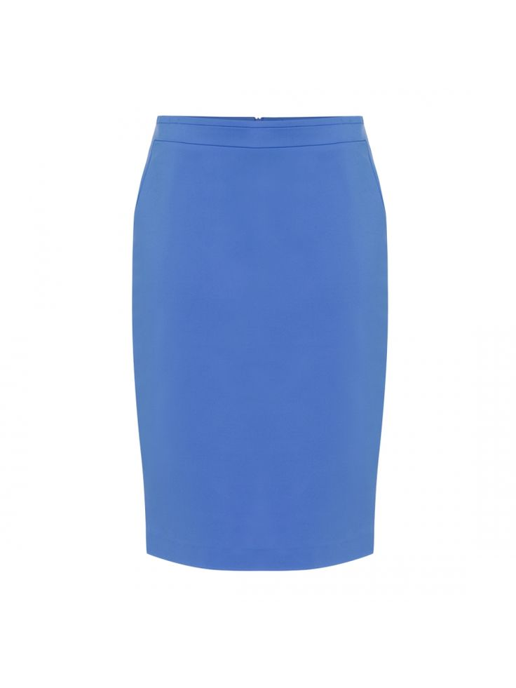 #light #blue #skirt #collection #trend #colour #spring #summer