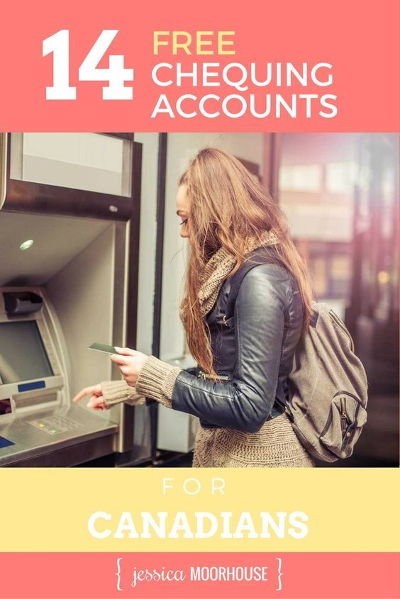 Looking to save on pesky bank fees? Here's an in-depth list of 14 free chequing accounts in Canada. Enjoy!