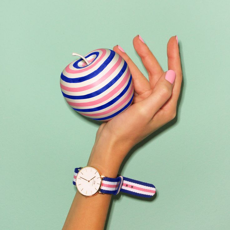 Marion Toy x Daniel Wellington on Behance