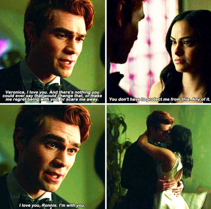 """Riverdale 2x12 """"Chapter Twenty-Five: The Wicked and the Divine"""""""