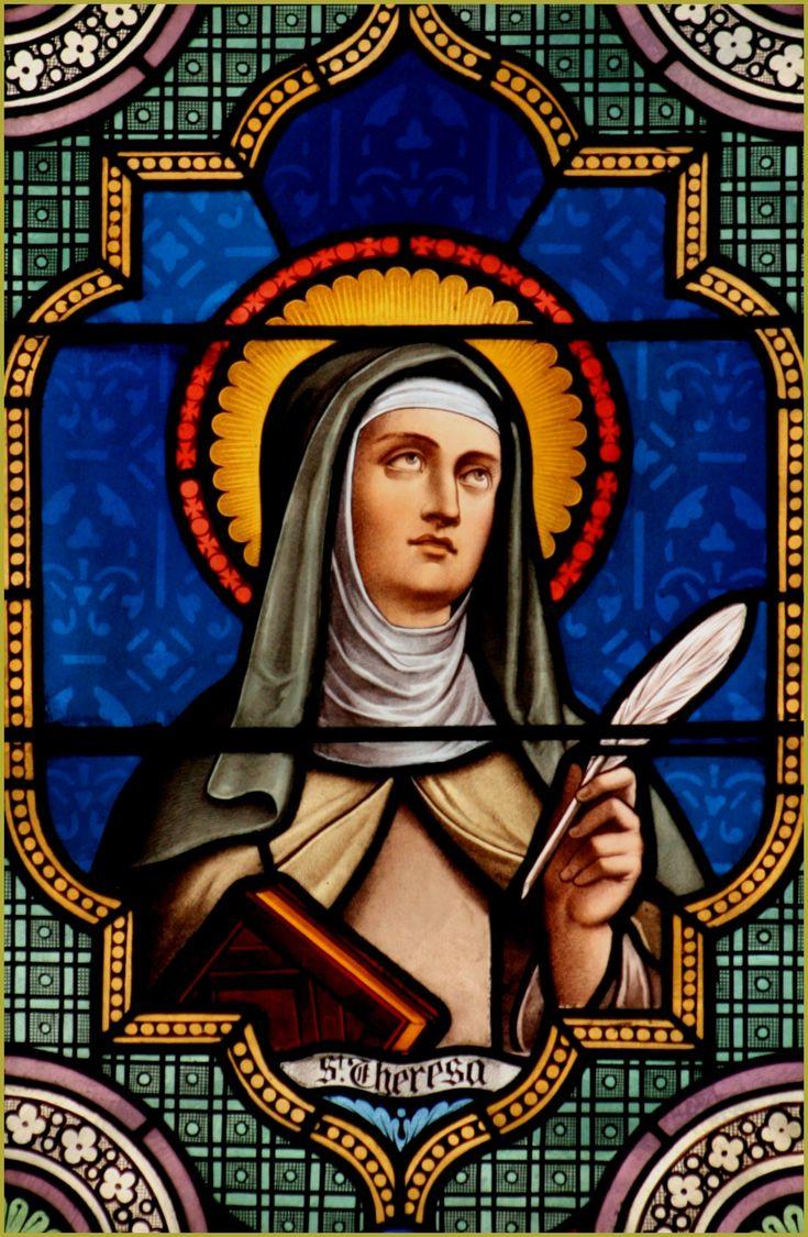 ST. TERESA OF AVILA  Meekness