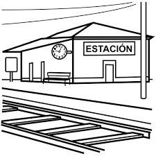Resultado de imagen para estacion tren infantil