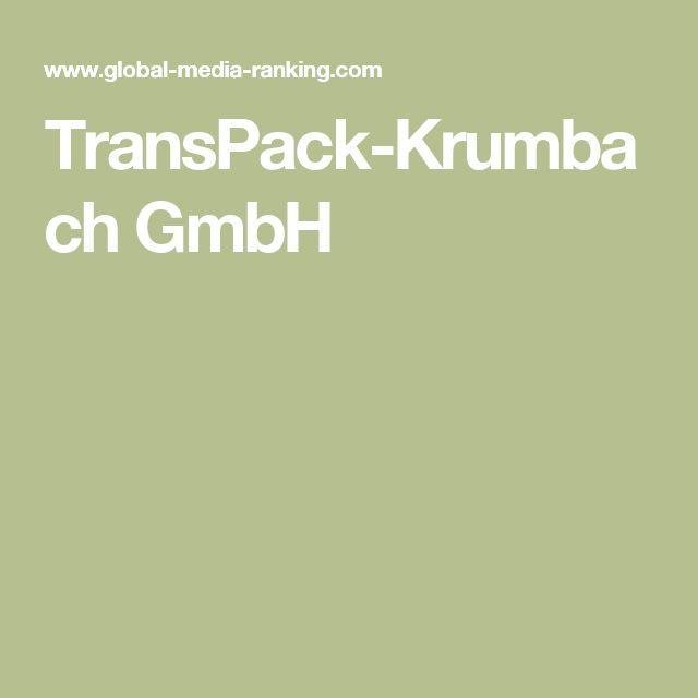 TransPack-Krumbach GmbH
