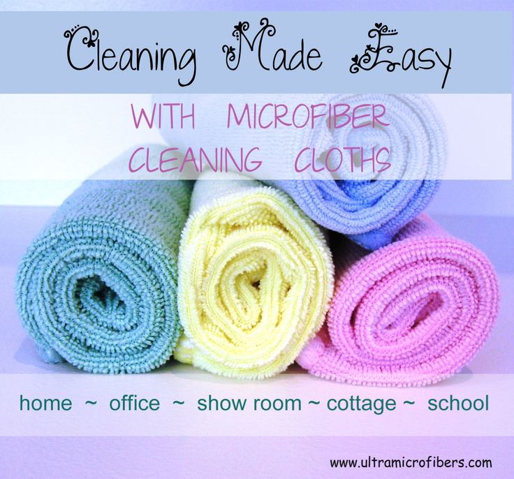 The 117 best Cleaning with Microfiber Products images on Pinterest ...