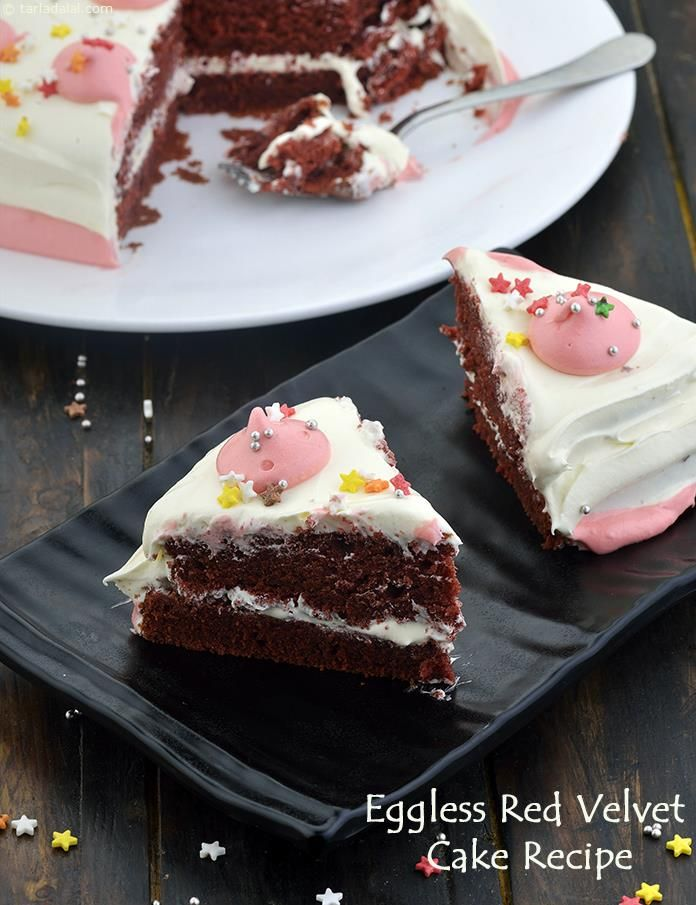 Pin On Eggless Cakes