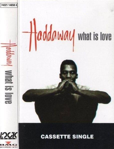 HADDAWAY - What Is Love [Single] (1992)