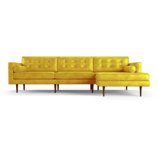 Best 25+ Yellow leather sofas ideas on Pinterest | Living ...