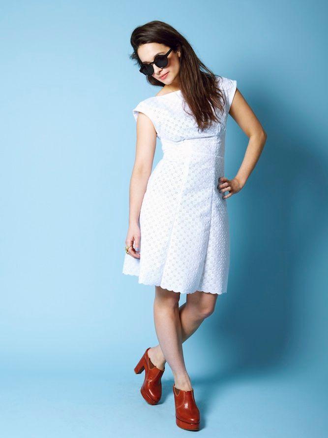 Anna Dress – By Hand London