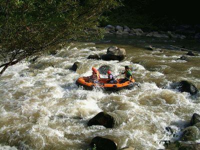 Zamantı Rafting