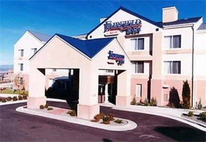 Fairfield Inn Suites Helena Hotel in Canyon Creek, Montana