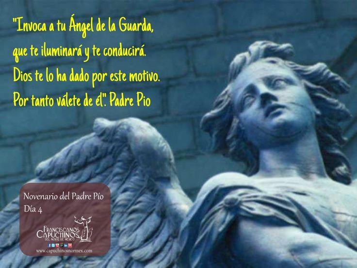17 de Septiembre. Cuarto día del novenario de Padre Pío.