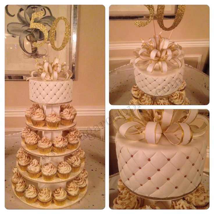 9 Best White And Gold Birthday Theme Images On Pinterest Gold