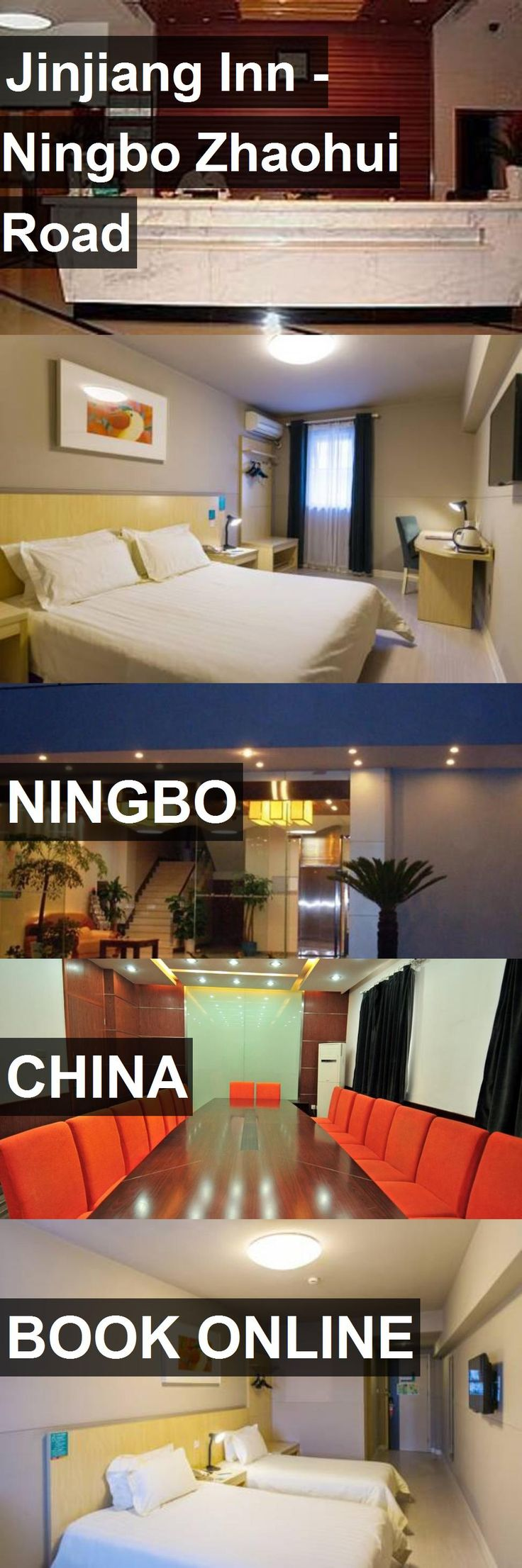 Hotel Jinjiang Inn - Ningbo Zhaohui Road in Ningbo, China. For more information, photos, reviews and best prices please follow the link. #China #Ningbo #travel #vacation #hotel