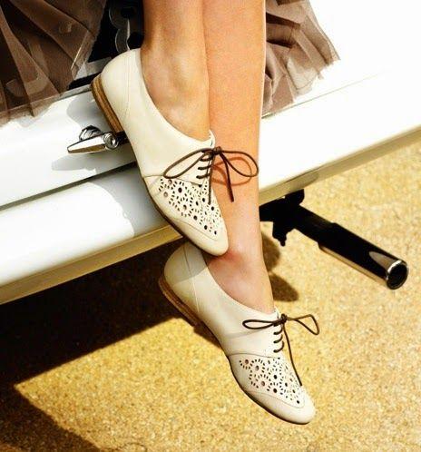 Lindos Mocasines de moda | Zapatos clásicos de mujer Colección 2015