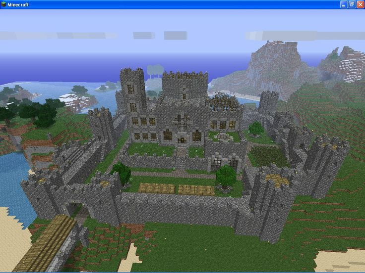 Did i mention that i only want to build these projects in for Build a castle home