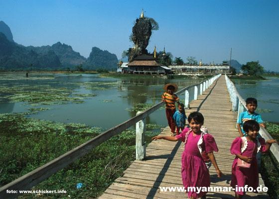 Hpa An, Myanmar -