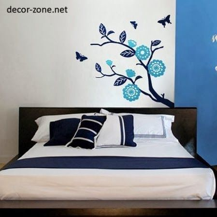 26 best Bedroom Painting Ideas images on Pinterest | Bedroom ideas ...