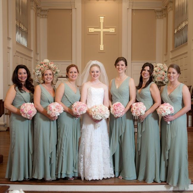 Cool J Crew Bridesmaid Dresses Randy And April Wedding Photographer Http Theknot Weddings Al A