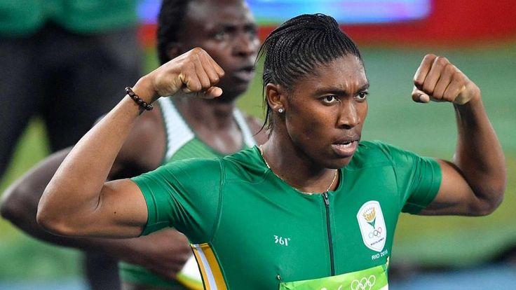 Caster Semenya wins 800m in convincing fashion | NBC Olympics
