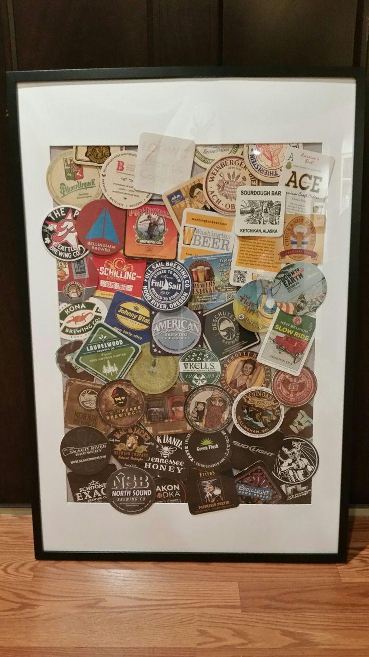 Beer coaster art                                                       …
