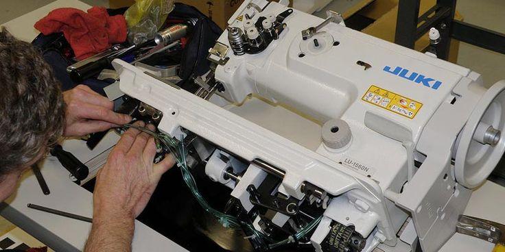 Apparel exporter Skvyrateks undergoes technology upgradation.  #SewingMachine #apparelindustry