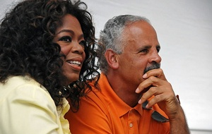 Oprah Winfrey and Stedman Graham    Perfect reason why marriage isnt always needed