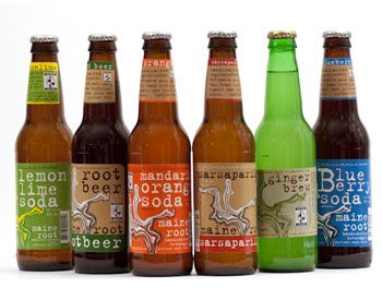 Maine Root: All Natural Handcrafted Soda.  Really great Root Beer and Pumpkin Pie Soda + Fair Trade Certified & Organic!