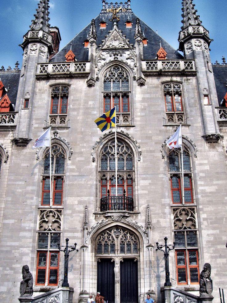 Palacio Provincial (Brugge - Belgium)