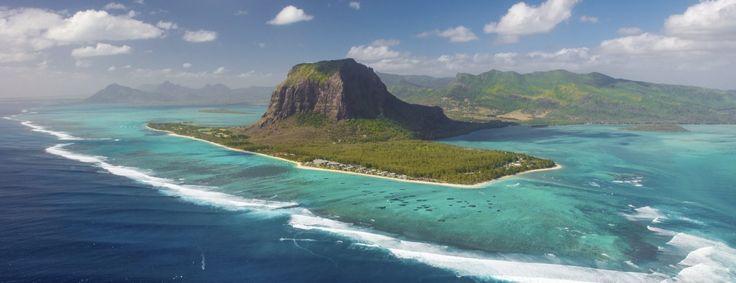 Pack schon mal deine Sonnenbrille ein!  Flug nach Mauritius: Mit Lufthansa günstig ins Paradies ab 289 €   Urlaubsheld
