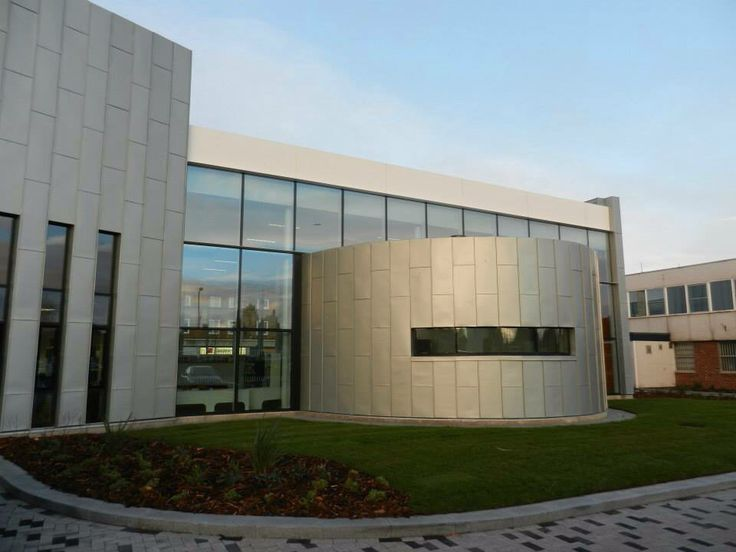 New library in billingham town centre - Stockton on tees