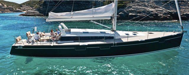 Sense 55: Luxury Beneteau Range gets Larger - uk.boats.com