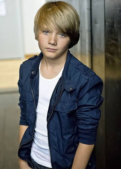 Young Male Child Actors Dakota Goyo | C...